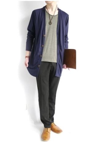 20代秋服のメンズファッションコーディネート